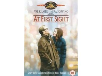 At First Sight - Vid Första Ögonkastet - Val Kilmer - DVD