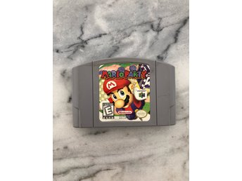 Nintendo 64 Mario Party spel