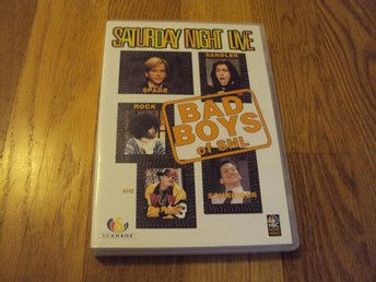 Bad Boys of SNL - Saturday Night Live (Sandler Farley Rock)