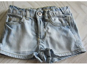 SÖTA JEANS-SHORTS KIDS DENIM STL=86