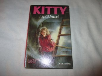 Carolyn Keene - KITTY i spökhuset /nr 708-09