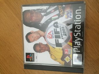 Playstation - Fifa 2003 ( tysk version )