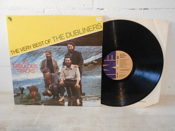 The Dubliners - The Very Best Of UK Orig-70´s !!!!!