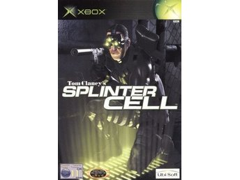 TOM CLANCYS SPLINTER CELL - XBOX SPEL