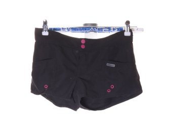 Peak Performance, Shorts, Strl: 25, Svart