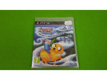 Adventure Time The Secret of the Nameless Kingdom NYTT Playstation 3 PS3