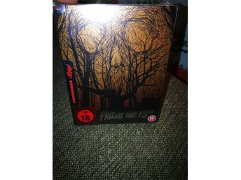 Friday the 13 th LIMITED MONDO STEELBOOK