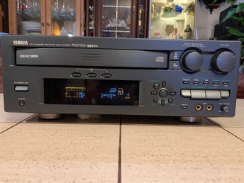 Yamaha CD Changer Receiver EMX-100RDS
