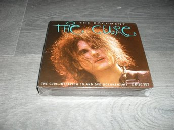 Cure - The document  cd + dvd