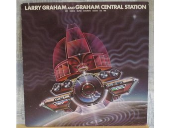 LARRY GRAHAM   ::MY RADIO SOUNDS GOOD TO ME (LP) US Orig