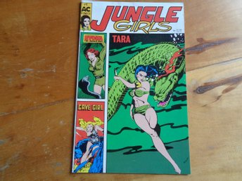 Jungle Girls No 1-1988