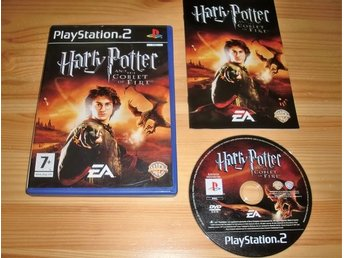 PS2: Harry Potter and the Goblet of Fire
