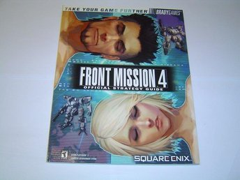 Front Mission 4 Spelguide Guide *NYTT*