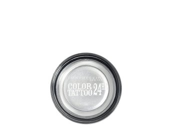 Maybelline color tattoo 24hr eyeshadow -50 Eternal Silver