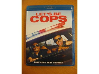 LET´S BE COPS  -  BLU-RAY 2014