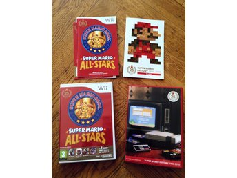 Super Mario All Stars 25th Anniversary Edition (till Nintendo Wii)