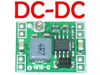 4.5-28V - 0.8-20V 3A Adjustable Step Down module - Norsholm - 4.5-28V - 0.8-20V 3A Adjustable Step Down module - Norsholm