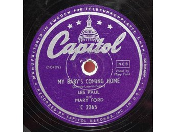 Capitol C 2265 - Les Paul / Mary Ford