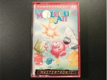 Molecule Man till Commodore 64 / 128 | C64 | C128 | Mastertronic