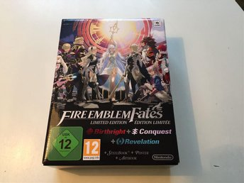 3DS - Fire Emblem Fates: Special Edition