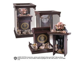 Harry Potter Skulptur Gringotts Goblin