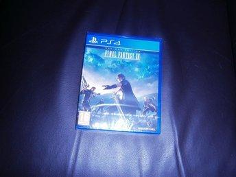 Final Fantasy XV (15) Nytt - Karlstad - Final Fantasy XV (15) Nytt - Karlstad