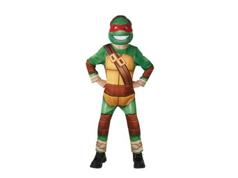 Teenage Mutant Ninja Turtles 110/116cl (5-6 år) Dräkt & mask TMNT