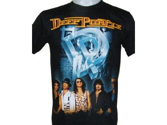 T-SHIRT: DEEP PURPLE  (Size XXL)