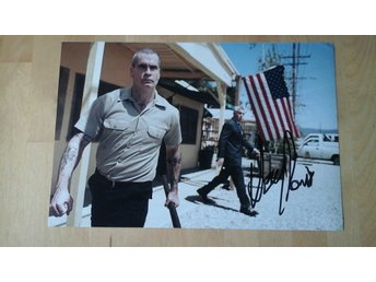 Sons of anarchy autograf +coa Henry Rollins