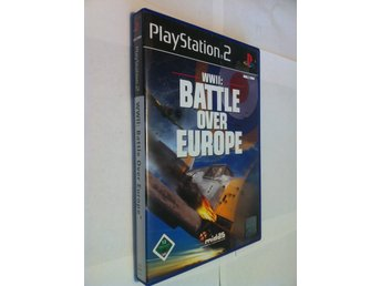 PS2: WWII: Battle over Europe