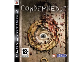 Condemned 2 - Bloodshot - Playstation 3
