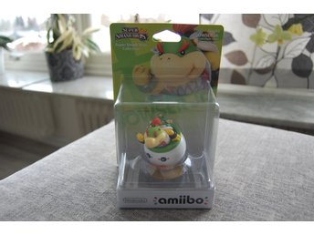 Amiibo Bowser jr. Super smash Bros.