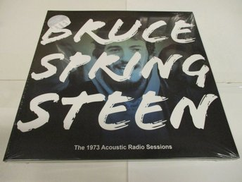 Bruce Springsteen (LP) - The 1793 Acoustic Radio Sessions - Ospelad!