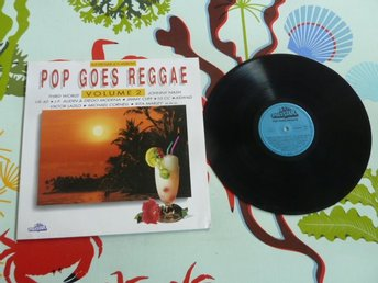 POP GOES REGGAE, VOLUME 2, NOW THAT WE FOUND LOVE, SONG OF OCARINA, LP, LP-SKIVA