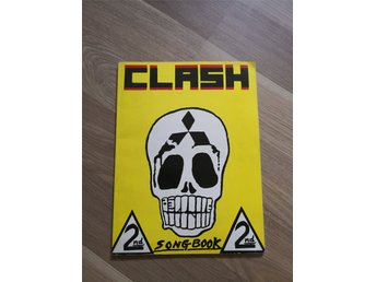 The Clash songbook nr 2