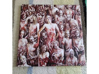 Cannibal Corpse - The Bleeding (white vinyl)
