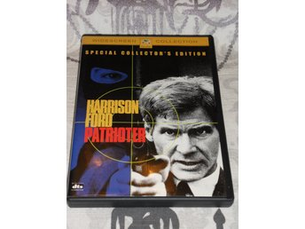 Patrioter - Special Collector's edition (1992) *OOP Utgången film*