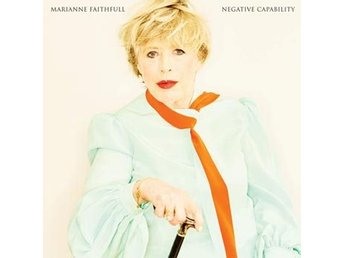 Faithfull Marianne: Negative apability -18 (DLX) (CD)
