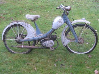 Moped NSU Quickly 1958