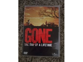 Gone, The trip of a lifetime - DVD