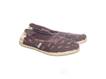 & Other Stories, Espadrillos, Strl: 40, TOMS, Brun