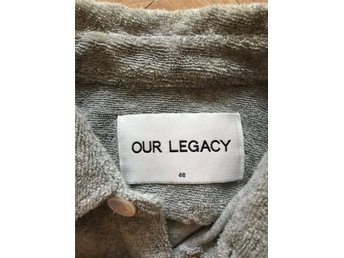 Our Legacy Terry Shirt