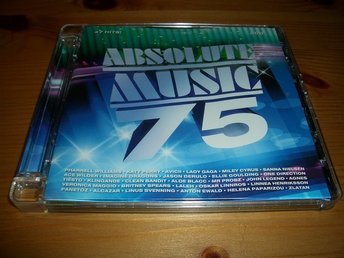 2-CD Absolute music 75