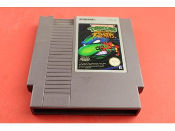 TURTLES TOURNAMENT FIGHTERS till Nintendo NES