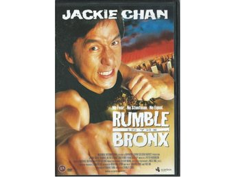 RUMBLE IN THE BRONX - JACKIE CHAN  (SVENSKT TEXT )