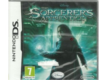 THE SORCERER´S APPRENTICE   ( INPLASTAT  DS SPEL )