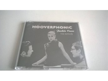 Hooverphonic ‎- Jackie Cane (The Remixes), CD