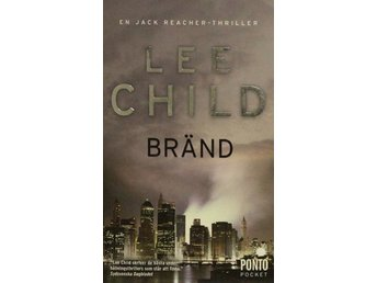 Bränd, Lee Child (Pocket)
