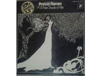 Procol Harum titel* A Whiter Shade Of Pale / A Salty Dog* Pop Rock, Art Rock - Hägersten - Procol Harum titel* A Whiter Shade Of Pale / A Salty Dog* Pop Rock, Art Rock - Hägersten