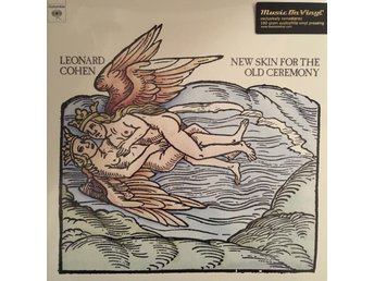 LEONARD COHEN - NEW SKIN FOR THE OLD CEREMONY NY 180G LP